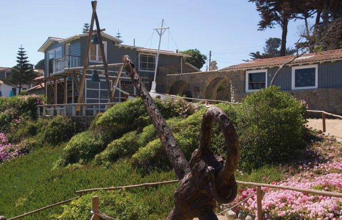 Neruda House Tour at Isla Negra