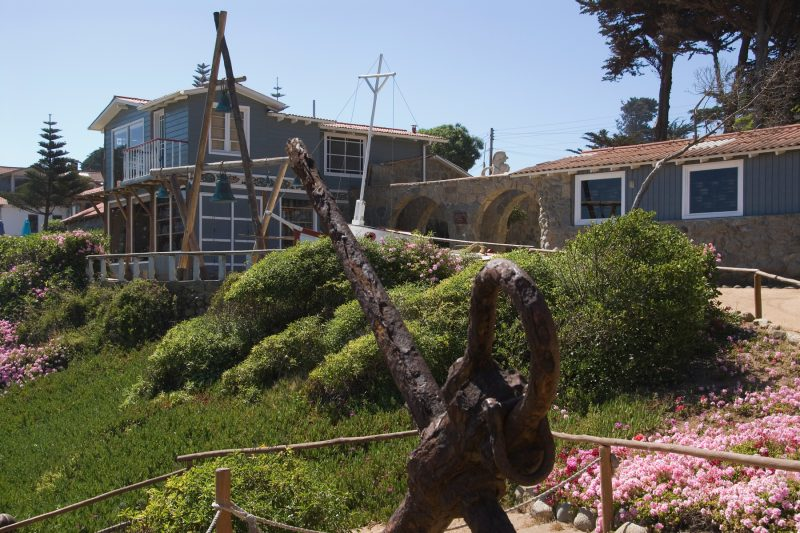 Neruda House Tour at Isla Negra
